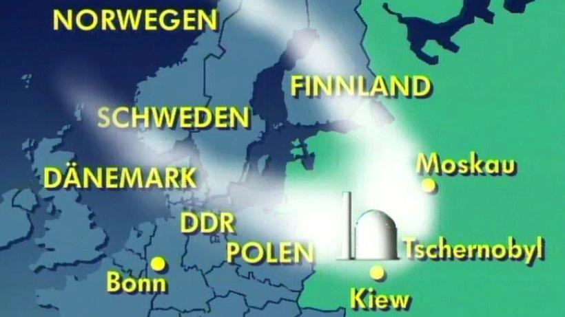 Tschernobyl Karte.Tschernobyl Die Wolke Zeit Online