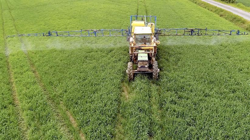 Pestizid Glyphosat: Der BUND erfindet giftigen Massenmord