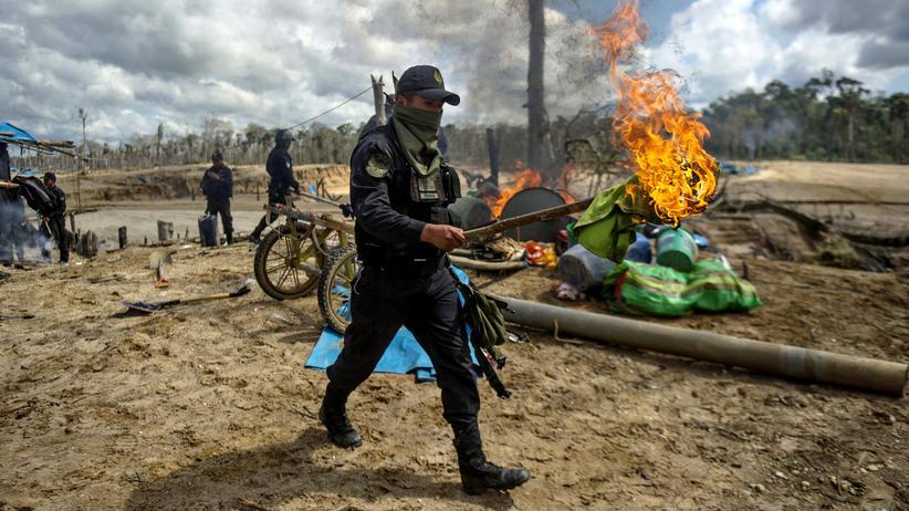 Peru: Notstand im Land der Mutter Gottes