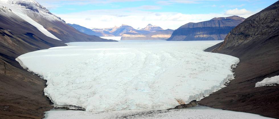 Antarktis Eis Südpol Schmelze Klimawandel