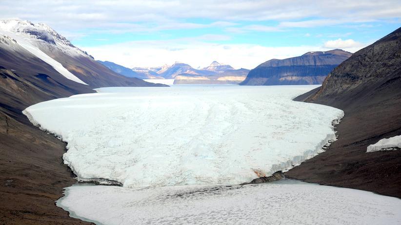 Antarktis: Von wegen unbeweglicher Klotz!