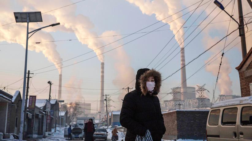 Klimawandel: Weltweiter CO2-Ausstoß kaum gestiegen