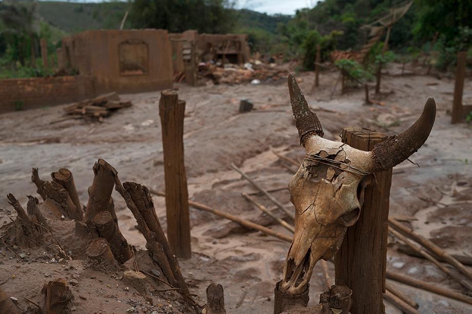 Minen, Unglück, Rio Doce, Brasilien