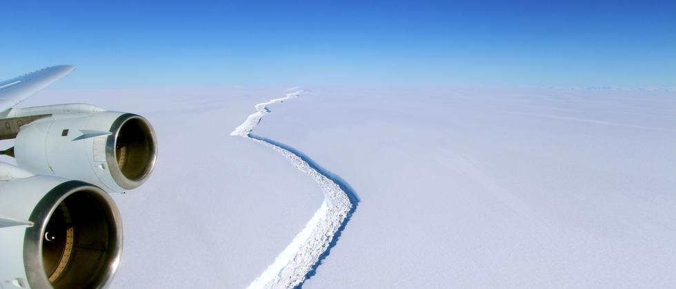 Südpol Antarktis Schelfeis Eisberg Klima Klimawandel