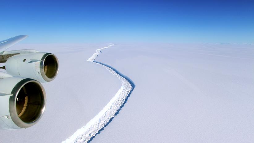 Antarktis: Am eisigen Faden