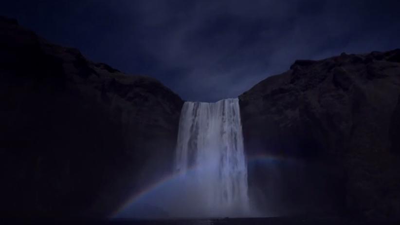 Mondbogen: Die seltensten Regenbogen der Welt erscheinen nachts