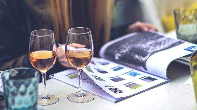 Weinbau: Wie flüssiger Bernstein und Tinte