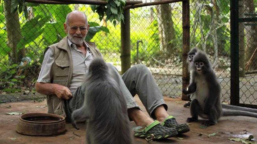 Primaten Artenschutz Affen Tilo Nadler Vietnam