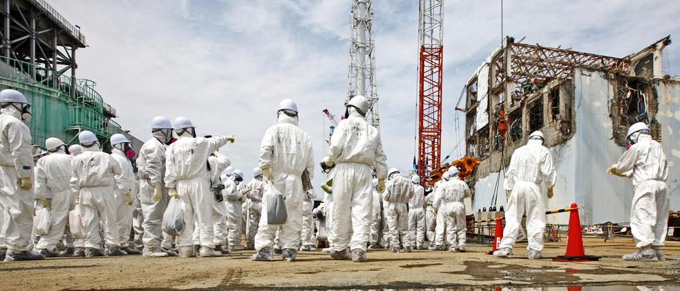 Fukushima: Jahrestag
