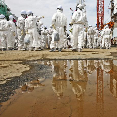 Fukushima: Acht Jahre nach der Katastrophe