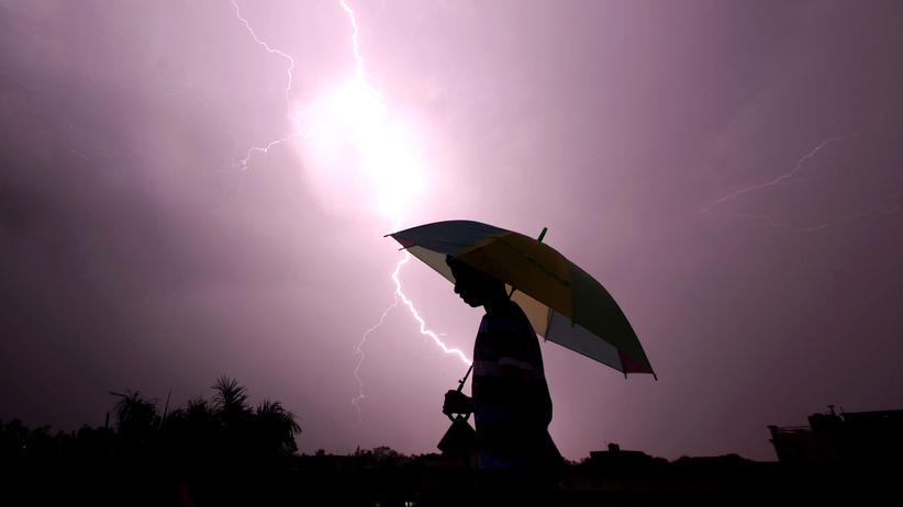 Gewitter: Blitz, Donner, aber keine Ahnung