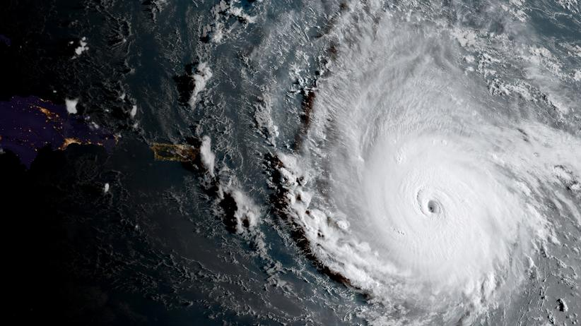 Irma: Hurrikan erreicht Karibikinsel Barbuda