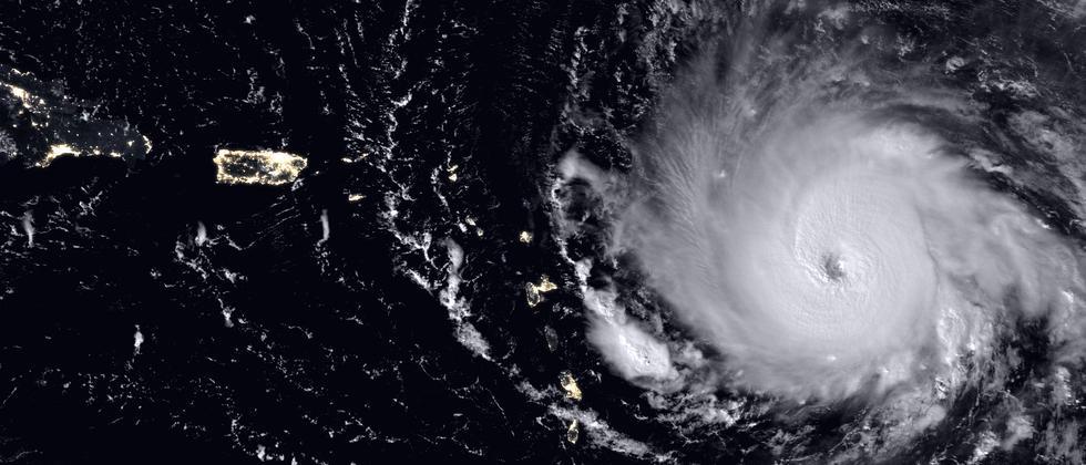 """Hurrikan Irma: """"Irma ist katastrophal"""""""