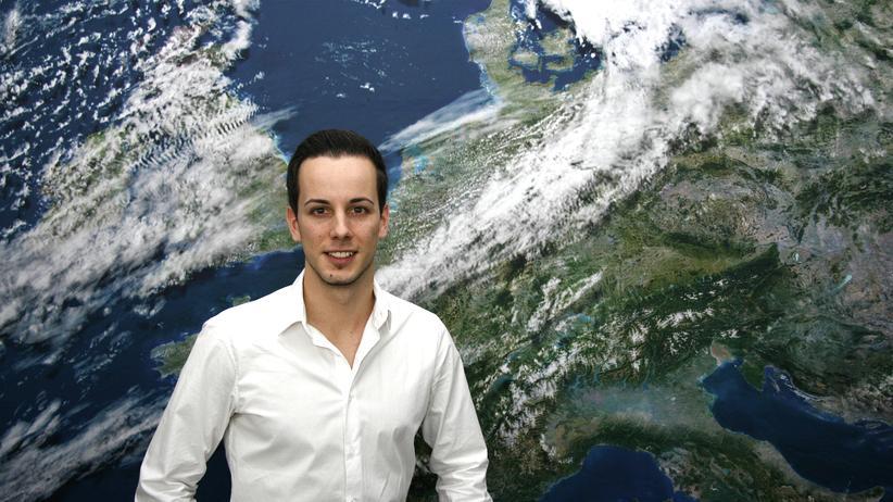 Adrian Leyser DWD Deutscher Wetterdienst Meteorologe
