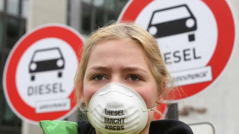 Dieselskandal Abgase Todesfaelle Studien VW