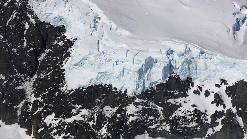 Polareis: Zusehen, wie das große Weiß verschwindet