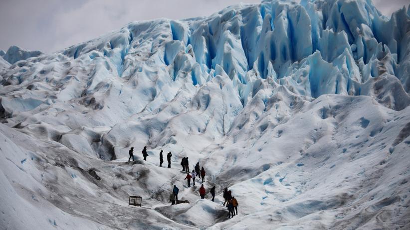 Erderwärmung: Kein Gletscher ist mehr für die Ewigkeit