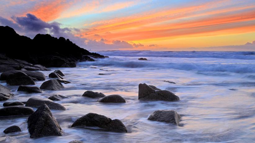 Klimawandel : Studien registrieren deutliche Abschwächung des Golfstroms