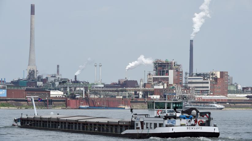 """Gewässerreport: Mit der Kampagne """"Rette unser Wasser"""" will der BUND künftig für einen besseren Gewässerschutz werben."""