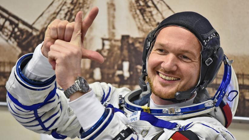 Sojus-Mission: Astronaut Alexander Gerst