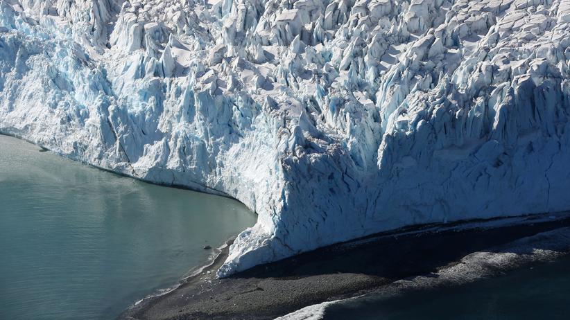 Antarktis: Eis schmilzt, Wasser friert – längst ist das in der Antarktis nicht mehr in der Waage.