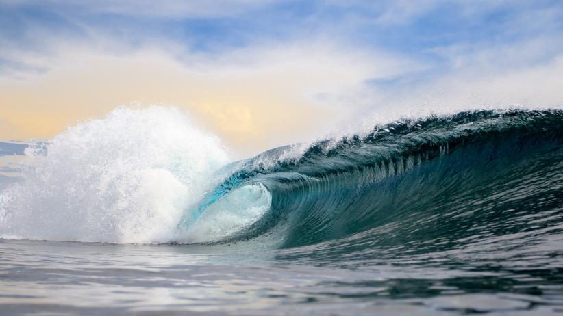 Meereswellen: Opportunistisch, kurzlebig und manchmal ein Monster