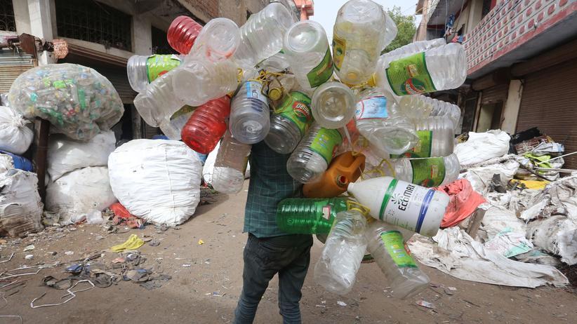 Umweltverschmutzung: Weltweit wird immer mehr Müll produziert.