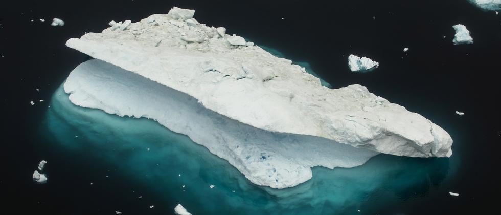 Klimawandel Grönland Erderwärmung