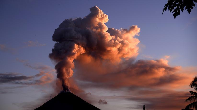 """Sulawesi: """"Dieser Vulkanausbruch war längst überfällig"""""""