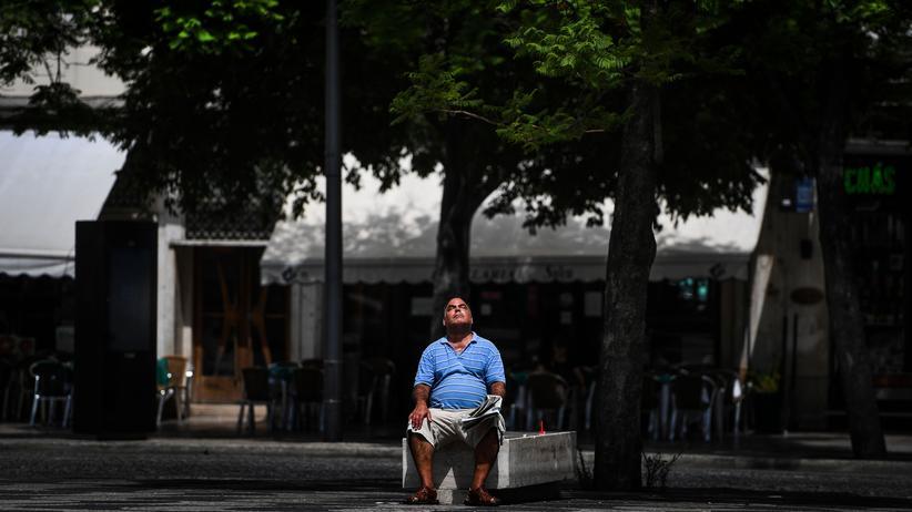 """Klimawandel: """"Die Zahl der Todesfälle durch Hitze steigt"""""""