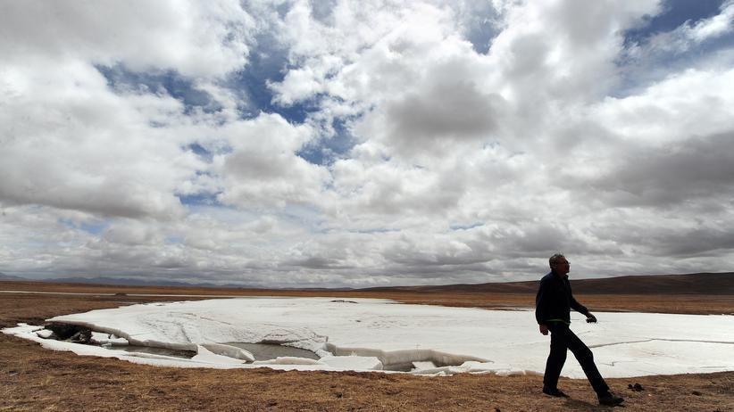 Klimawandel: Permafrost erwärmt sich weltweit