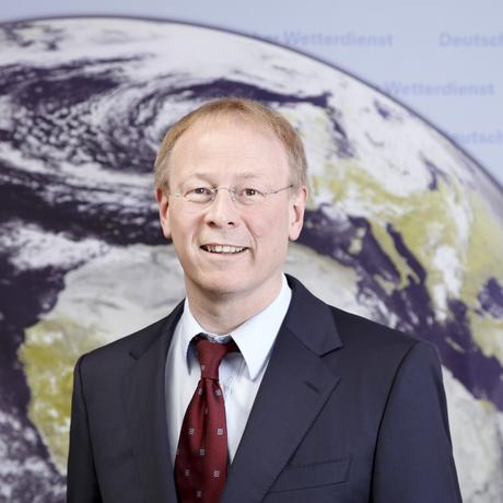 Dürre in Deutschland: Paul Becker ist Meteorologe und Vizepräsident beim Deutschen Wetterdienst.