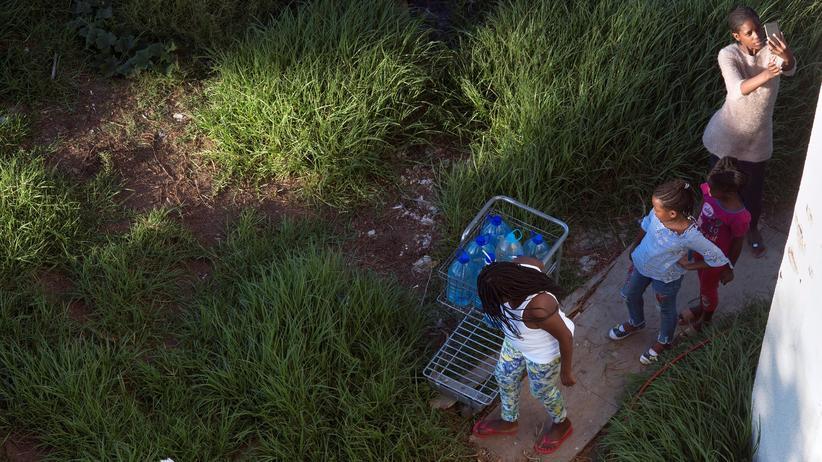 UN-Weltwasserbericht: Mehr als zwei Milliarden Menschen ohne Zugang zu sauberem Wasser