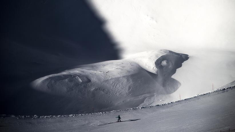 Studie zum Klimawandel: Alpengletscher könnten bis 2100 fast verschwinden