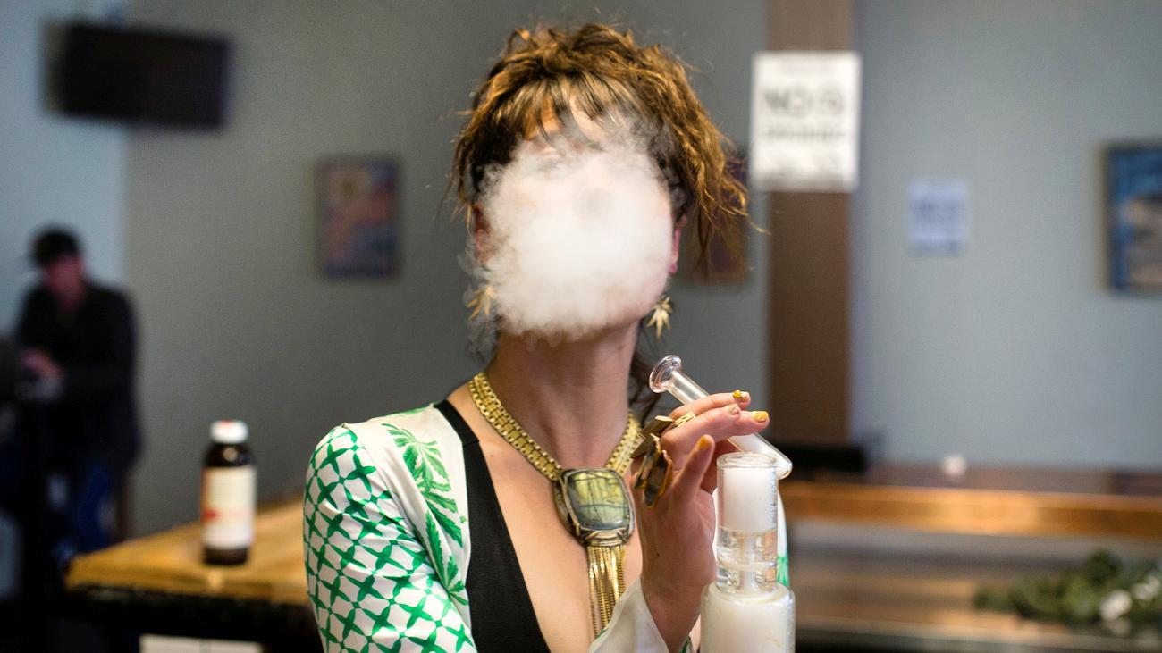 CBD: Smoking pot for nerds | Time magazine