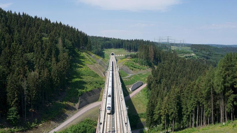 Umweltschutz: Deutsche Bahn will Einsatz von Glyphosat halbieren