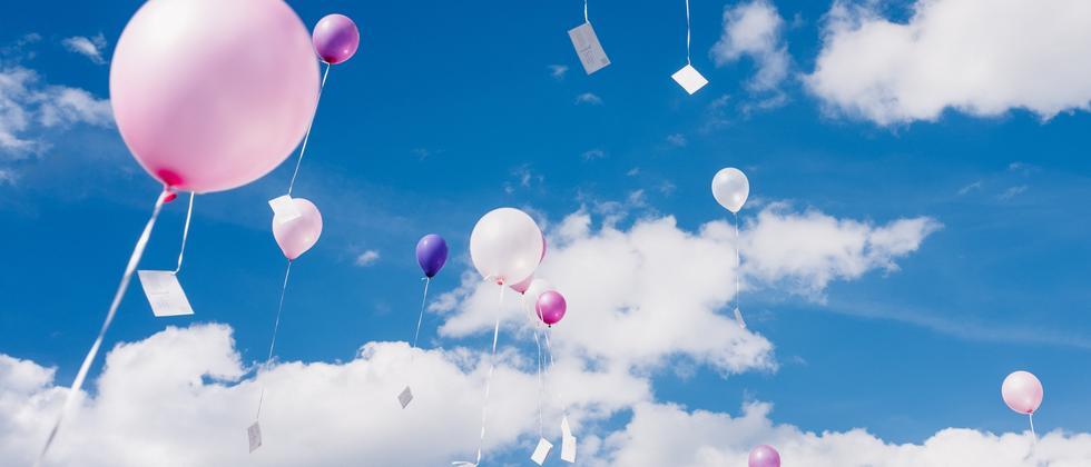Umweltschutz: Niedersachsens Grüne fordern Luftballonverbot