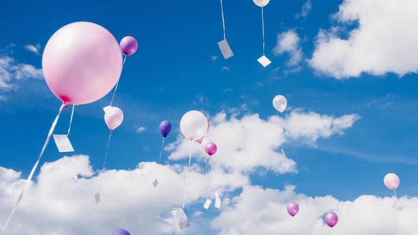 Umweltschutz: Die Stadt Gütersloh in Nordrhein-Westfalen will aus Tierschutzgründen künftig auf steigende Ballons bei Veranstaltungen verzichten.