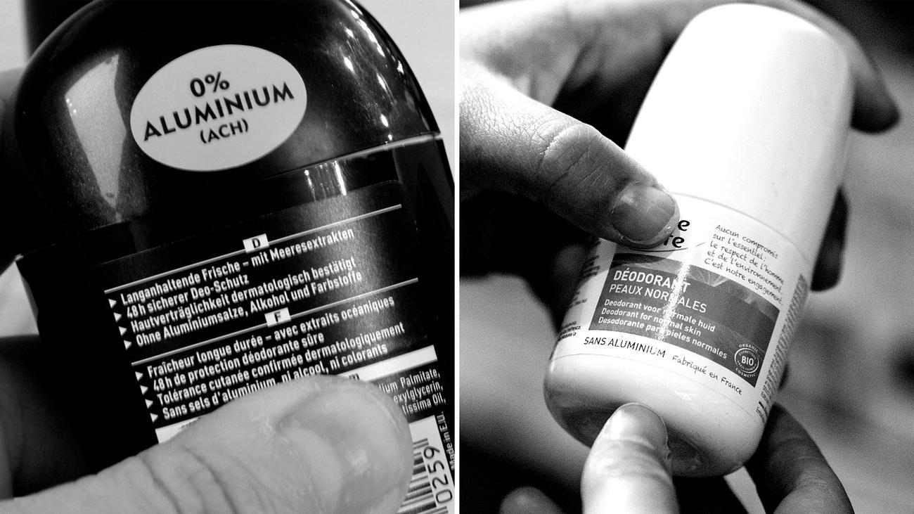 Aluminiumsalze: Die Alu-Deo-Hysterie
