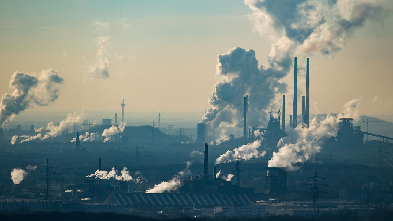 Global Carbon Project: Weltweite CO2-Emission steigt langsamer