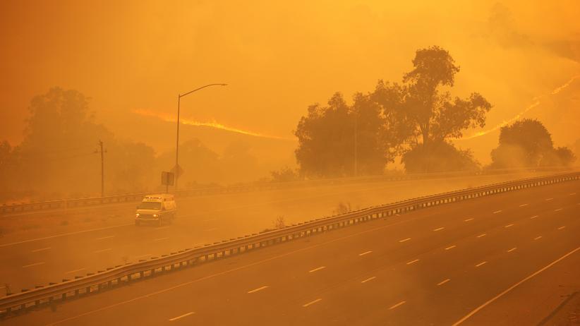 Brände Kalifornien Aktuell