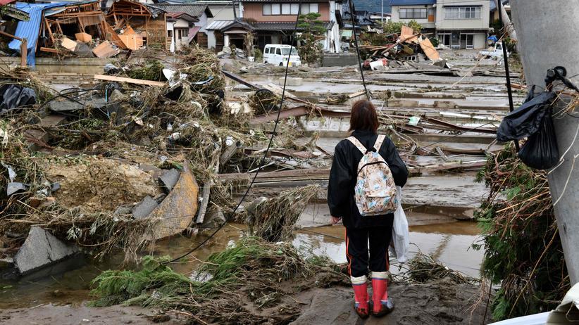 Naturkatastrophen Klimawandel