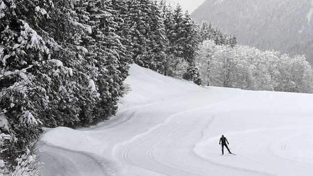 Skilanglauf: Giftige Spuren im Schnee