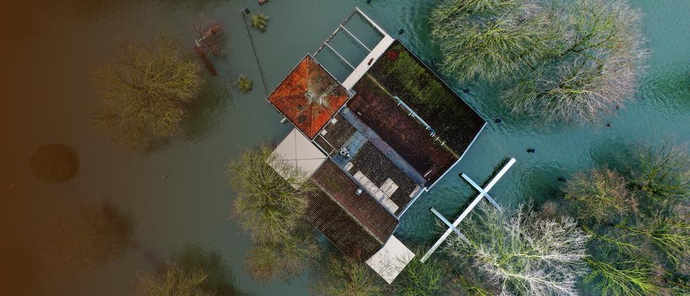 Hochwasser in Deutschland: Kann man am Wasser noch sicher leben?
