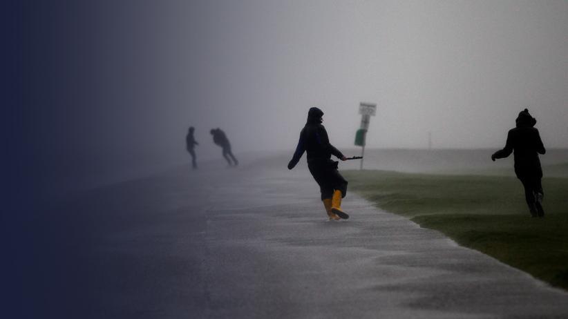 Sturmflut und Klimawandel: Der Albtraum vom Haus am Meer