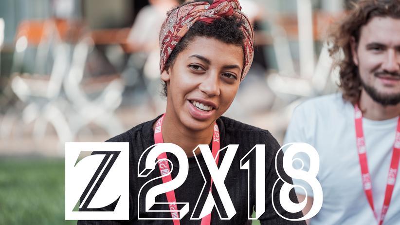 Z2X18: Du hast eine Idee zur Verbesserung der Welt?