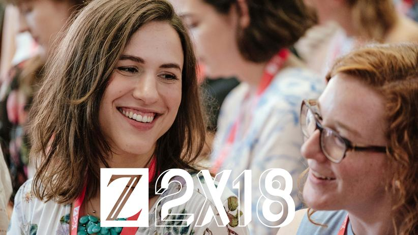 Festival Z2X³: Erfinde eine bessere Zukunft