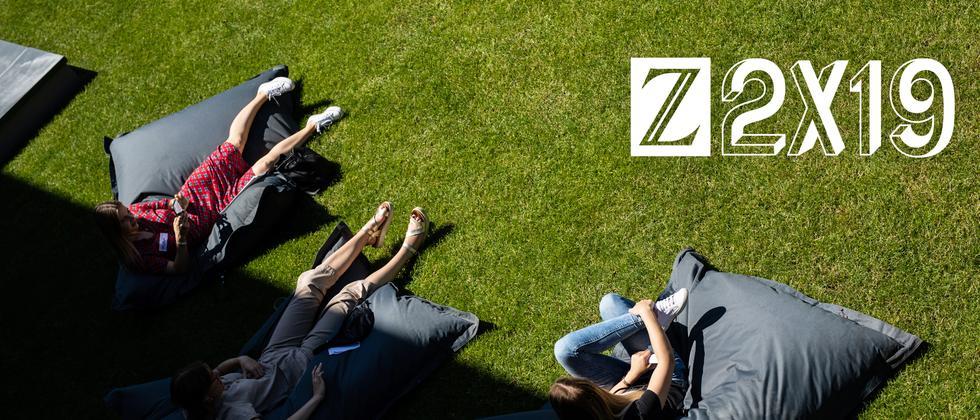 Ideenfestival Z2X: Hier beginnt ein besseres Leben