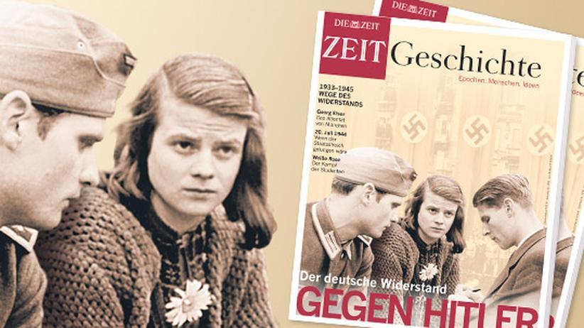 ZEIT-Geschichte 04/2009: Der deutsche Widerstand gegen Hitler