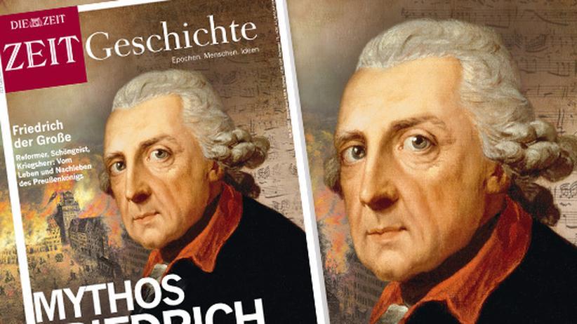 ZEIT Geschichte 4/11: Mythos Friedrich
